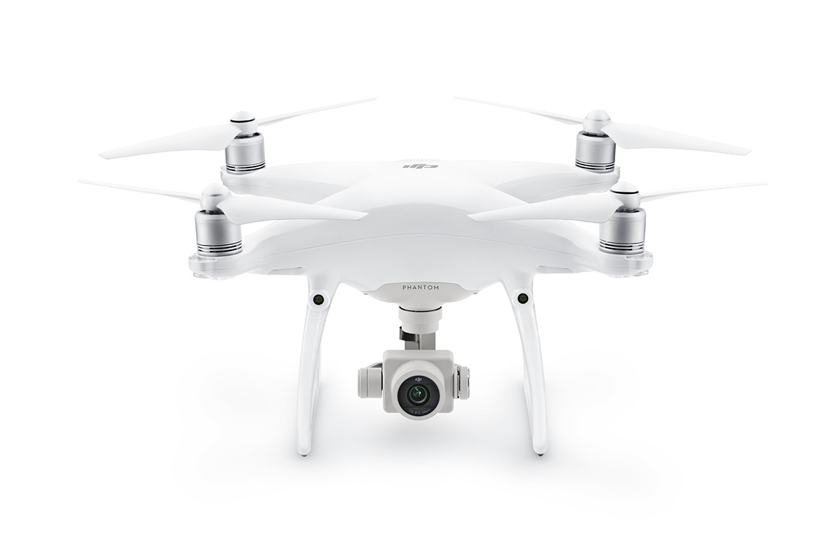 DJI kvadrokoptéra - dron, Phantom 4 Pro, 4K Ultra HD kamera