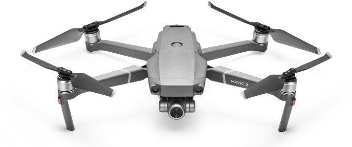 DJI kvadrokoptéra - dron, Mavic 2 ZOOM, 4K kamera