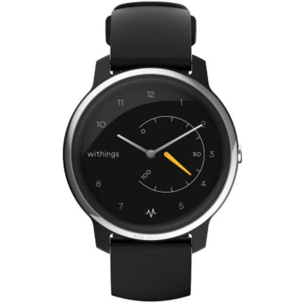 Withings Move ECG - Black - HWA08-model 1-all