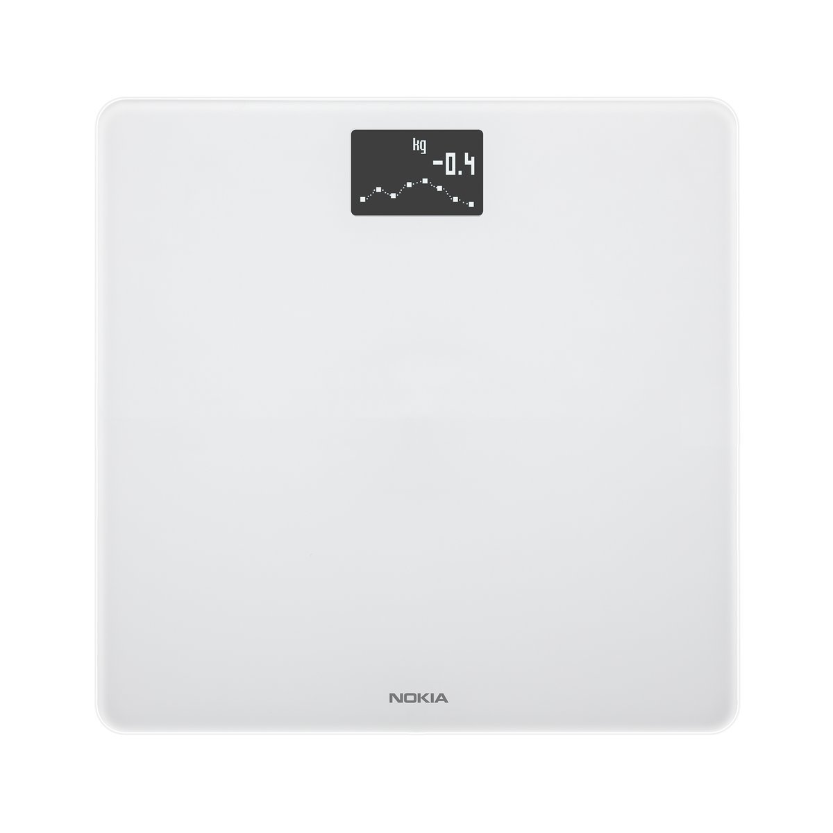 Withings Body BMI Wi-fi scale - White - WBS06-White-All-Inter