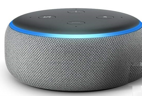 Amazon Echo Dot (3. generace) Heather Gray