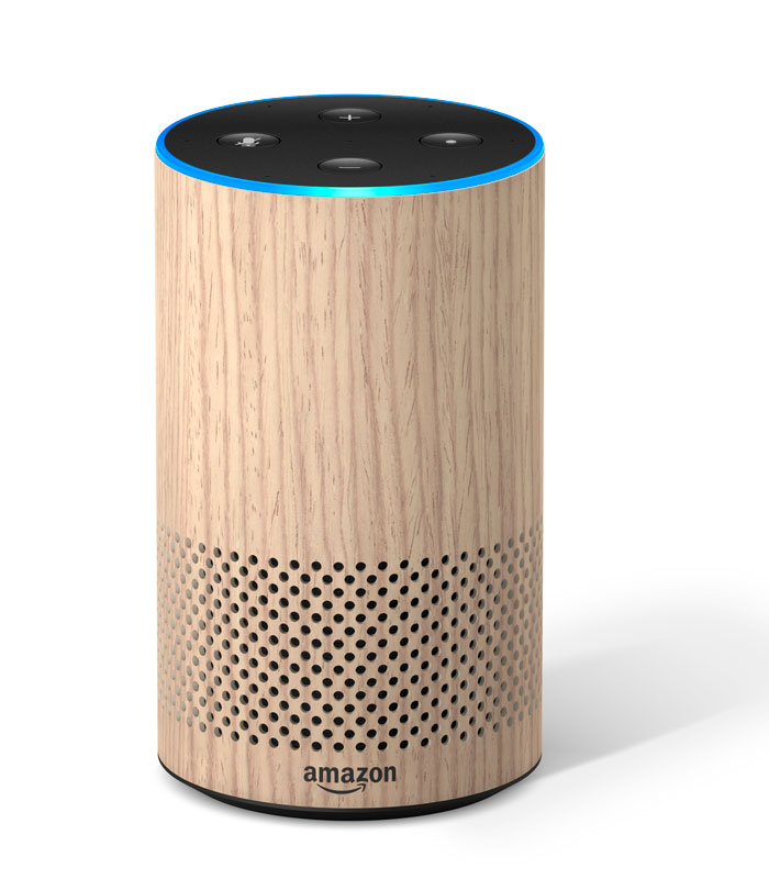 Amazon Echo (2. generace) Oak