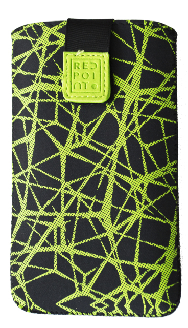 Pouzdro RedPoint Velvet Green Web velikost 3XL