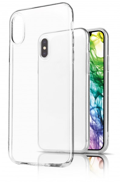 ALIGATOR Pouzdro Transparent Samsung Galaxy A40