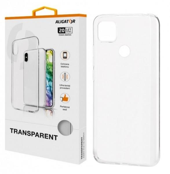 ALIGATOR Pouzdro Transparent Xiaomi Redmi 9C