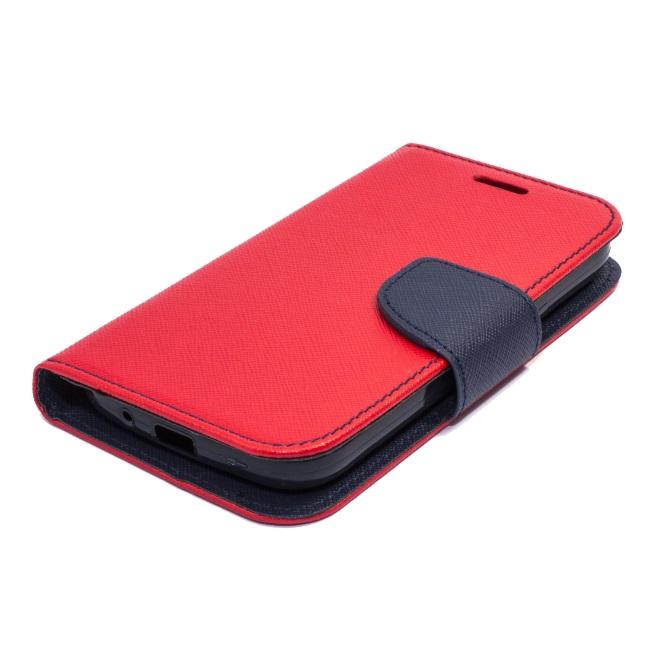 Pouz.Fancy Huawei Honor 6 Plus Red-Navy