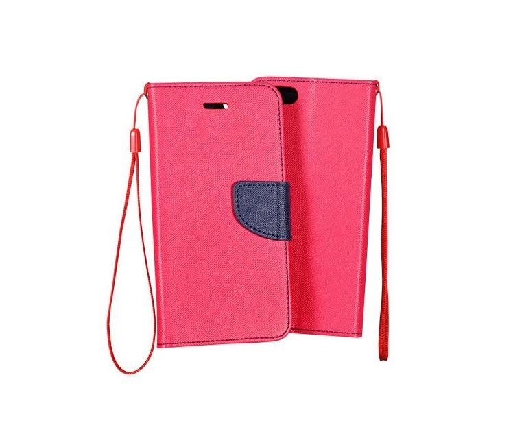 Pouz.Fancy Mic Lumia 950 Pink-Navy