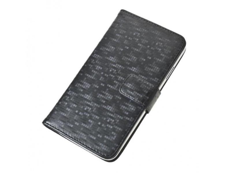 Aligator Pouzdro BOOK GLAMMY L (4,5'- 5') Grey