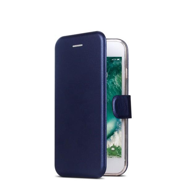 Aligator Pouzdro BOOK S6000 Duo blue, bulk