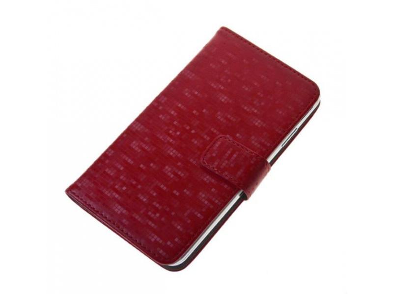"""Aligator Pouzdro BOOK GLAMMY XL (5""""- 5,5"""") Red"""