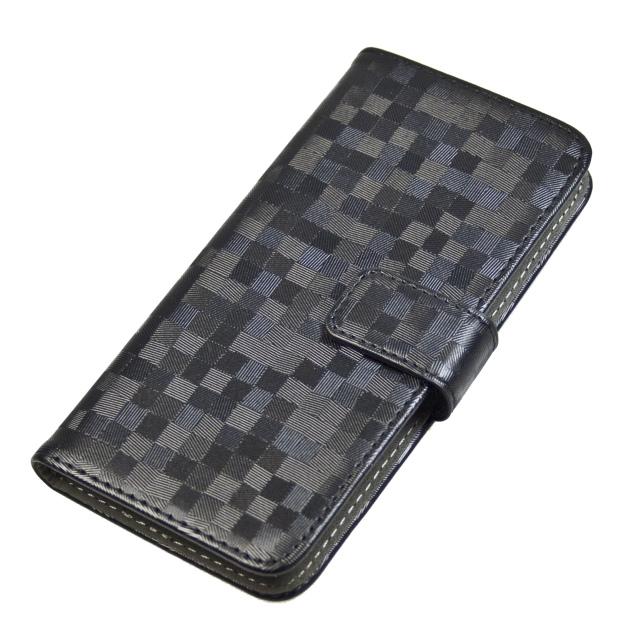 Aligator Pouzdro BOOK BRILLI vel. L (4,5'-5') black