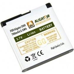 Aligator baterie D900, Li-Ion 700 mAh