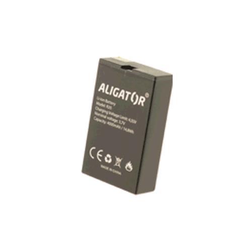 Aligator baterie R20 eXtremo Li-Ion 4000mAh bulk