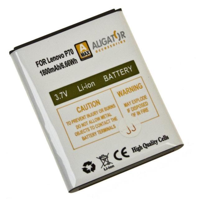 Aligator baterie pro Lenovo P70 Li-ION 1800 mAh