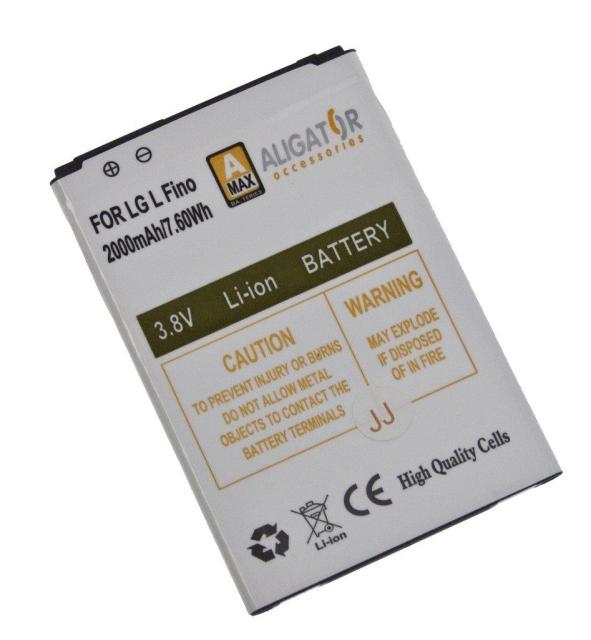 Aligator baterie pro LG Leon/L Fino 2000 mAh