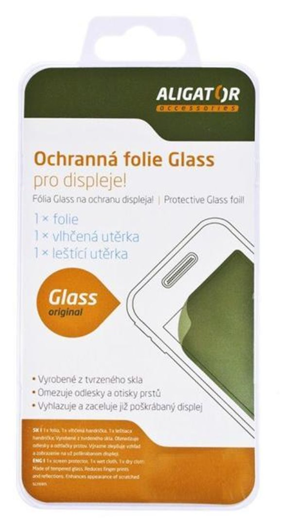 Aligator ochranné sklo pro Samsung i9505 S4