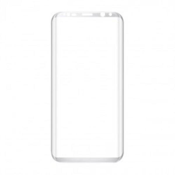 Aligator Ochrana displeje GLASS FULL COVER 3D Samsung G950F Galaxy S8 transparentní