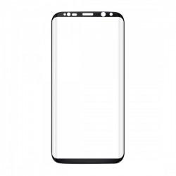 Aligator sklo FULL 3D Samsung Galaxy S8 černá
