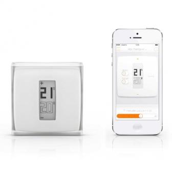 Netatmo Thermostat  Wi-Fi termostat pro iOS/Android zařízení