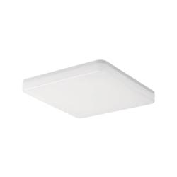 Tellur WiFi Smart LED čtvercové stropní světlo, 24 W, teplá bílá, bílé provedení - TLL331141