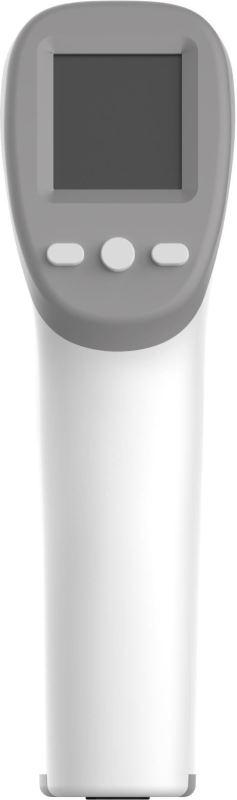 OAXIS bezkontaktní infračervený teploměr, šedý