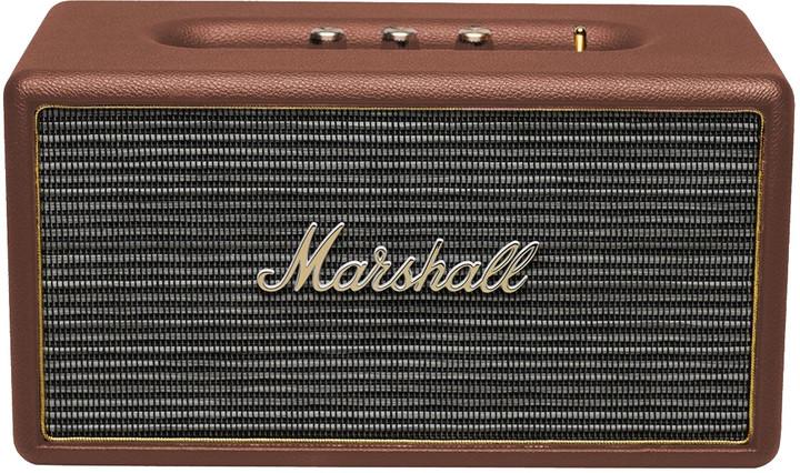 MARSHALL STANMORE BLUETOOTH BROWN - hnědý