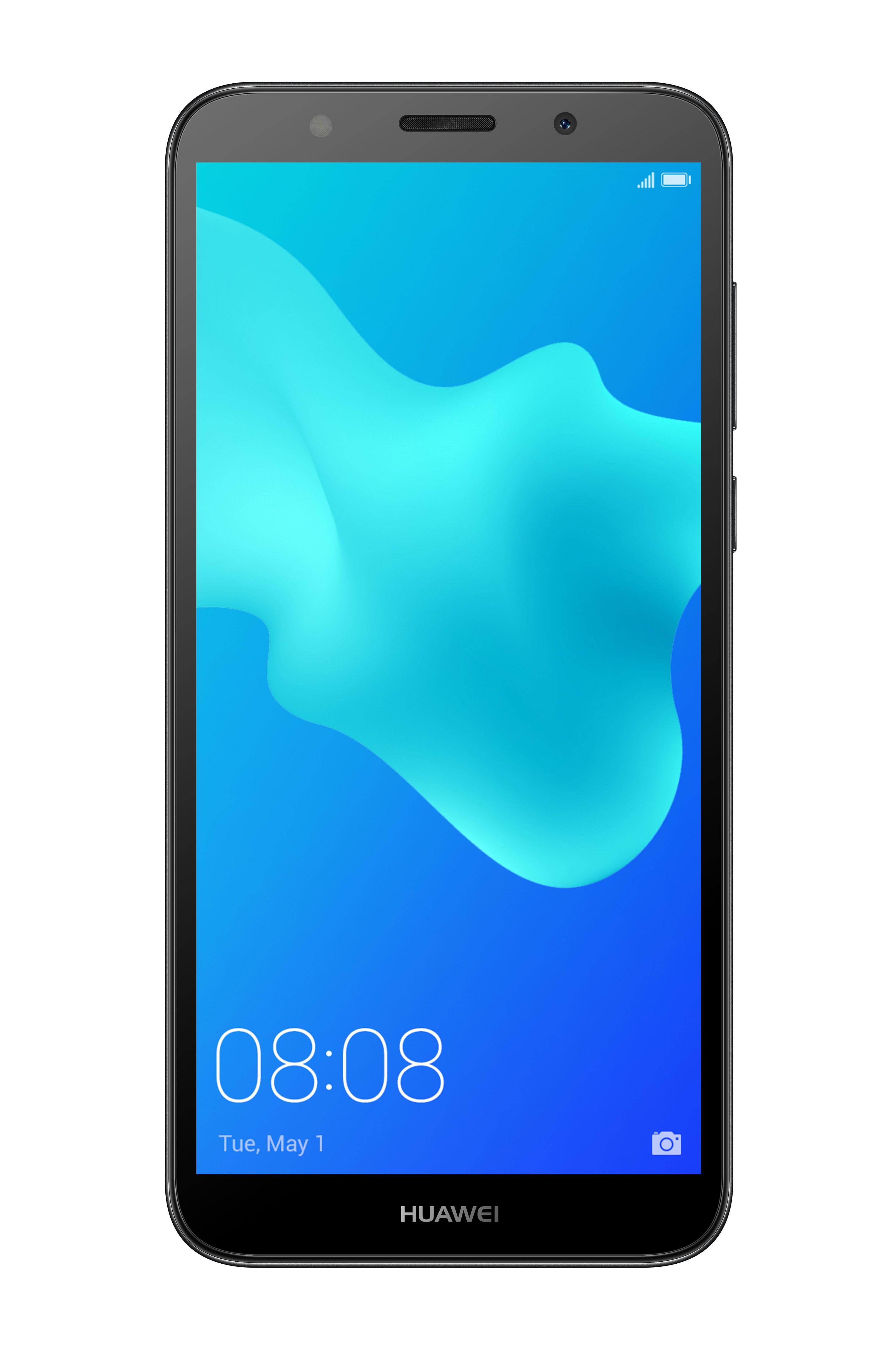 Huawei Y5 2018 DS black (CZ Distribuce)