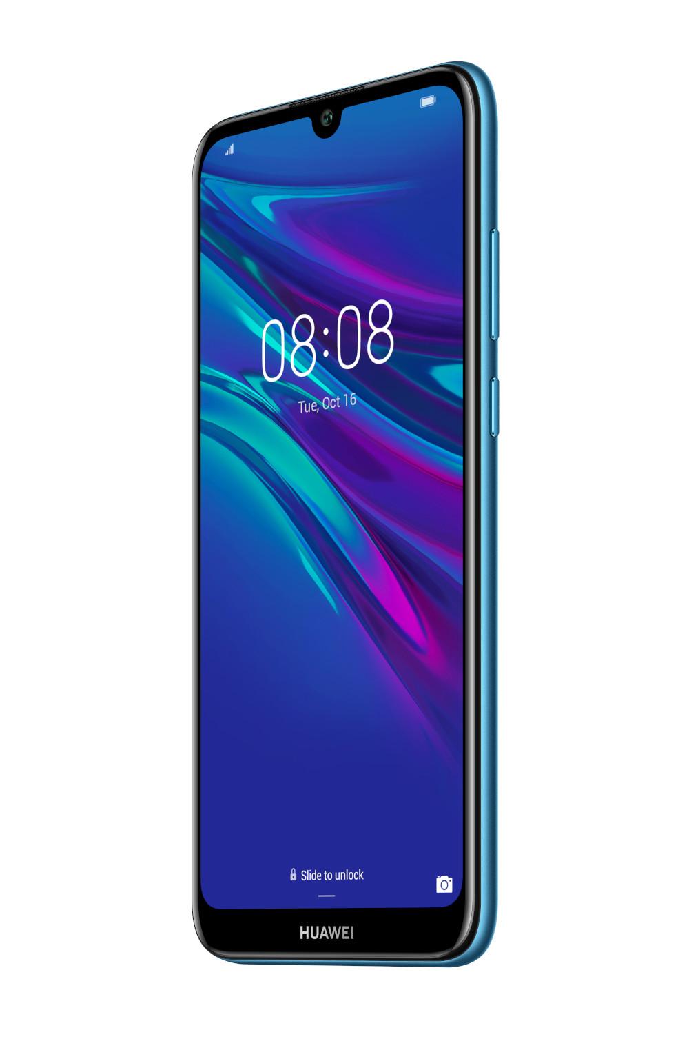Huawei Y6 2019 DS Sapphire Blue (CZ Distribuce)