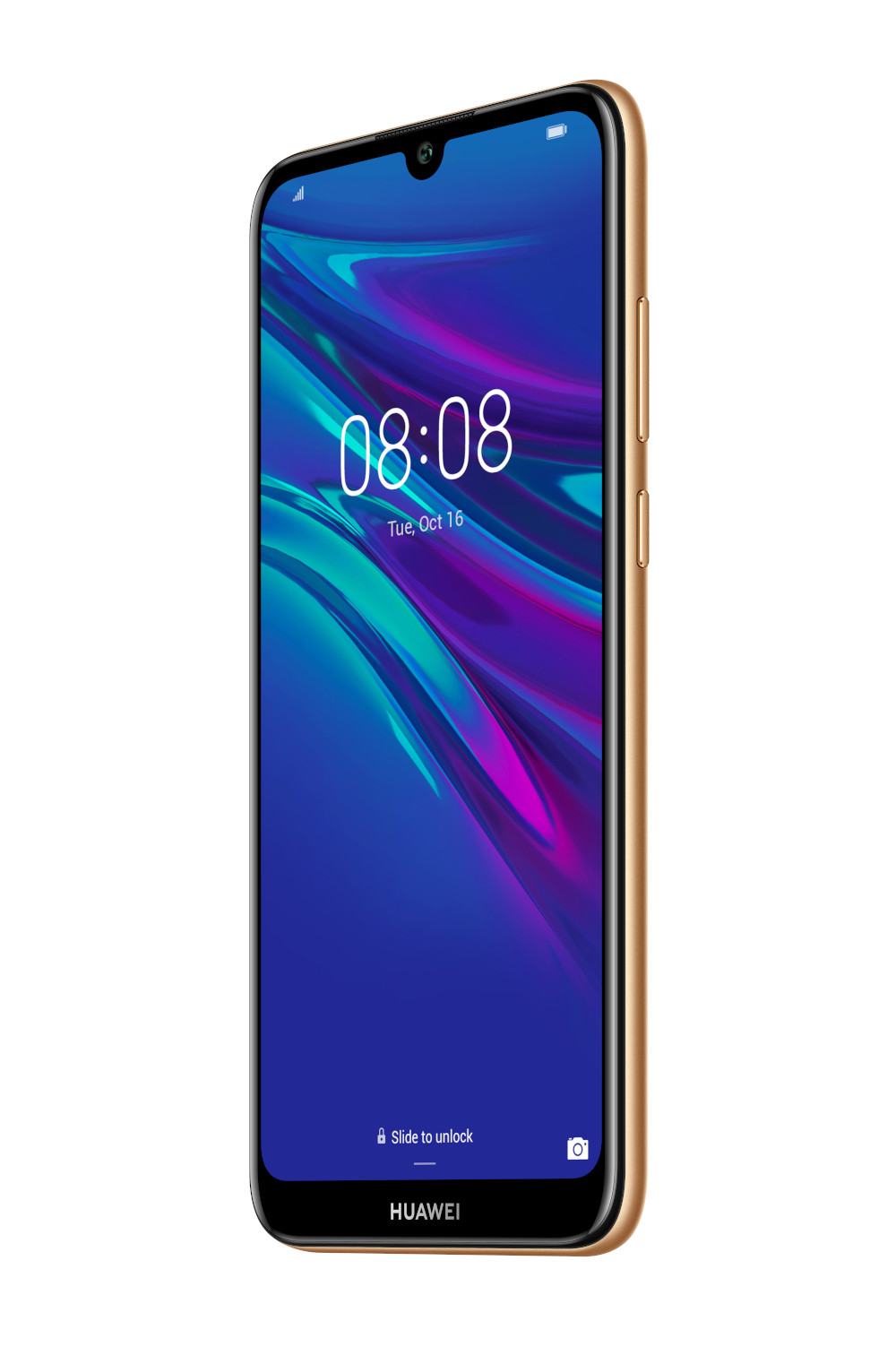 Huawei Y6 2019 DS Amber Brown (CZ Distribuce)