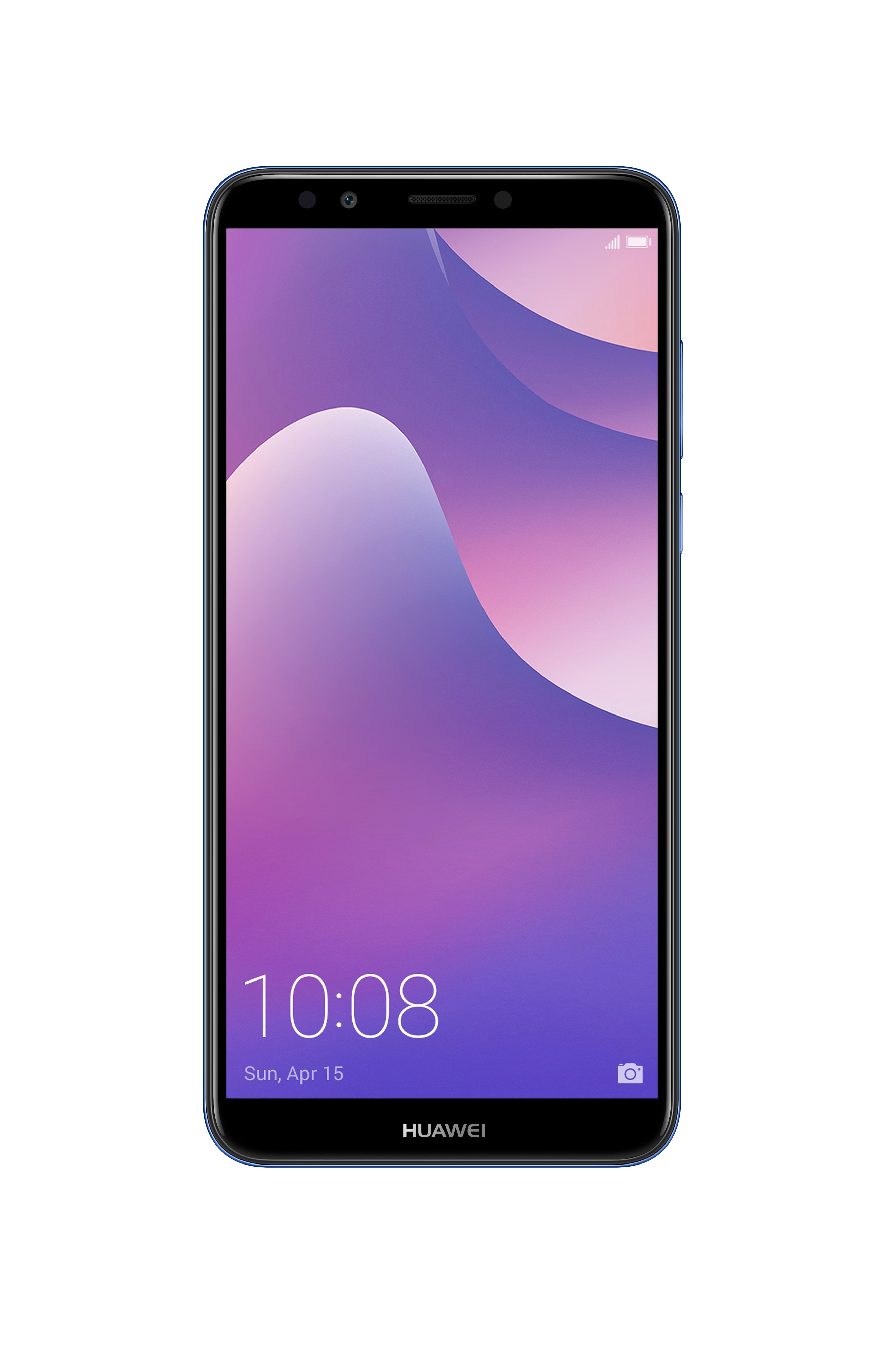 Huawei Y7 Prime 2018 DS Blue (CZ Distribuce)