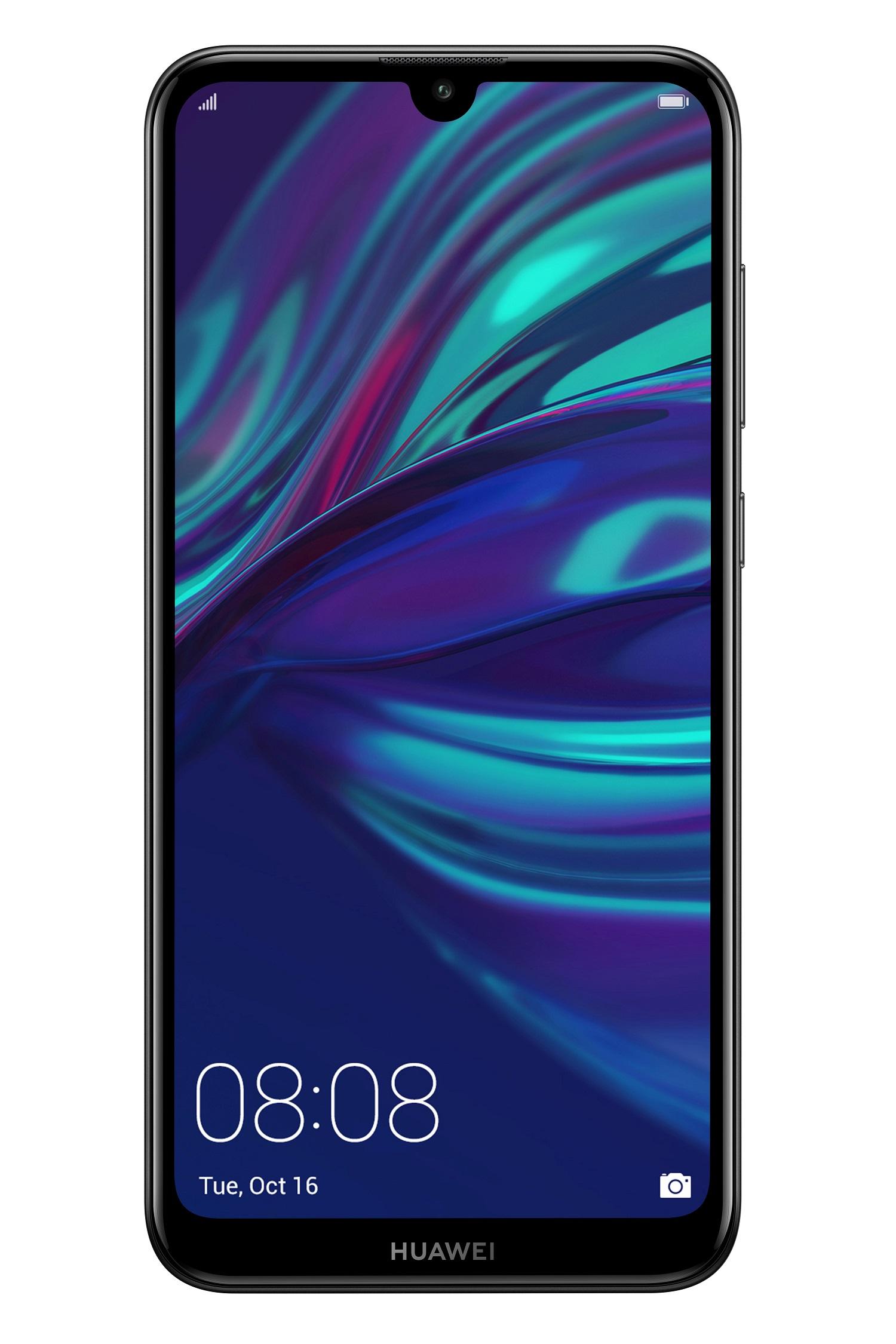 Huawei Y7 2019 Midnight Black (CZ Distribuce)