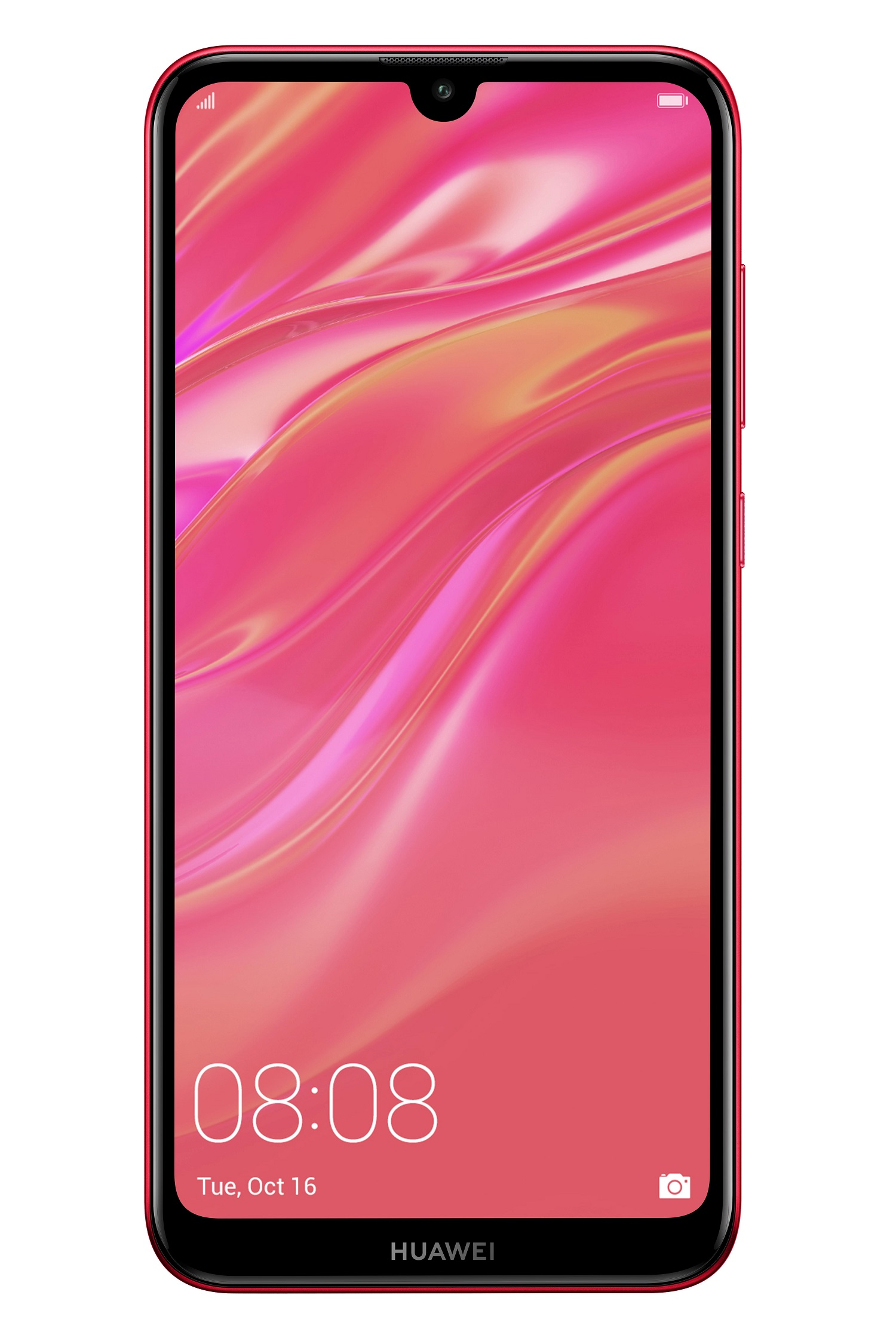 Huawei Y7 2019 Coral Red (CZ Distribuce)