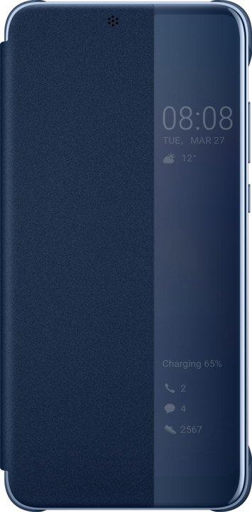 HUAWEI Smart View pouzdro pro P20 Blue