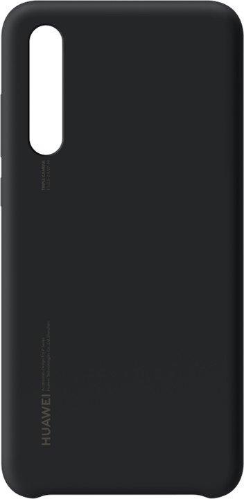 HUAWEI Silikonové pouzdro pro P20 Pro Black