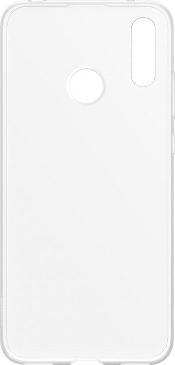 HUAWEI Silikonové pouzdro pro Y7 2019 transparent