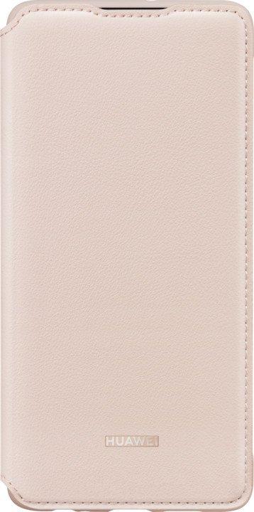 HUAWEI Flipové pouzdro pro P30 Pink