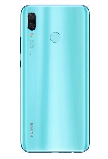 HUAWEI ochranné pouzdro pro Nova 3 Airy Blue