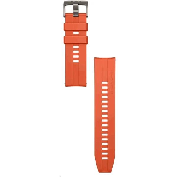 Huawei Watch GT/GT2(46mm) řemínek 22mm Orange