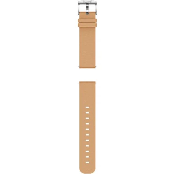 Huawei Watch GT/GT2(42mm) řemínek 20mm Khaki