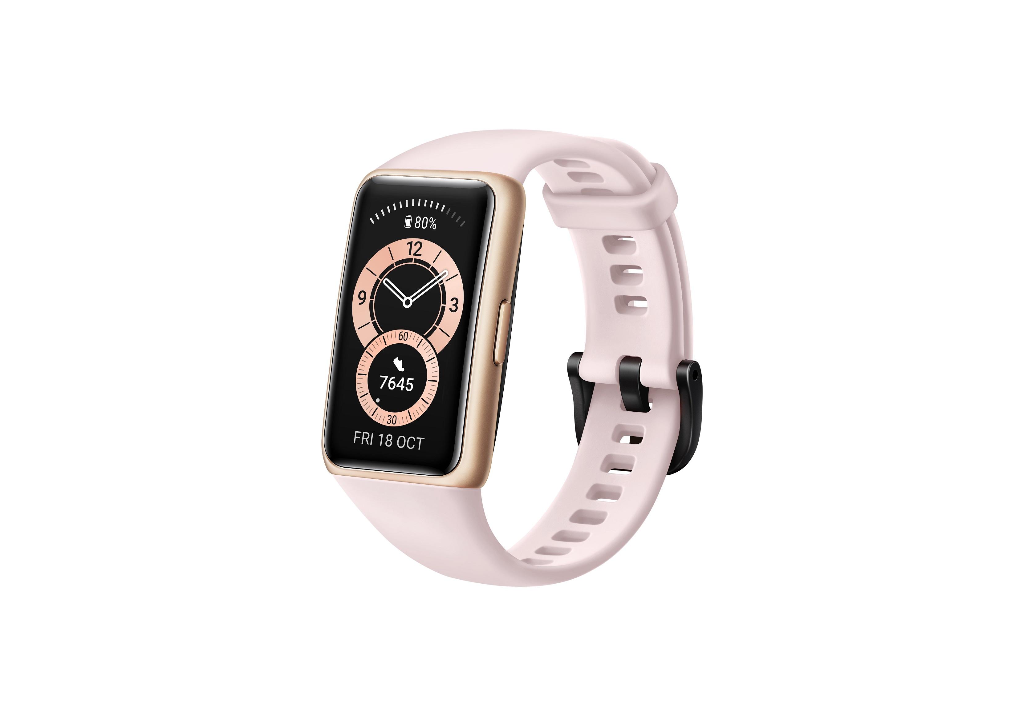 Huawei Band 6 Sakura Pink - 55026638