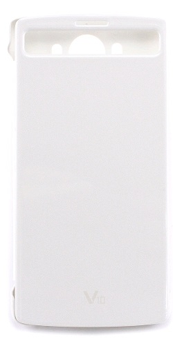 LG QuickCircle pouzdro CFV-140 pro LG V10 White
