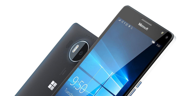 Microsoft Lumia 950 XL Single SIM LTE Black
