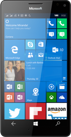 Microsoft Lumia 950 Dual SIM LTE Black