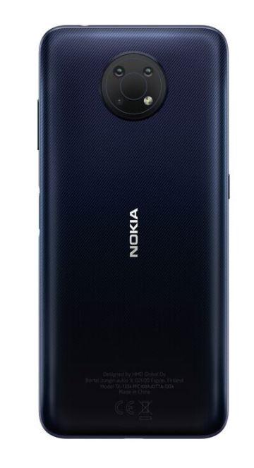 Nokia G10 (3/32GB) Dual SIM Night (modrá) - 719901162421