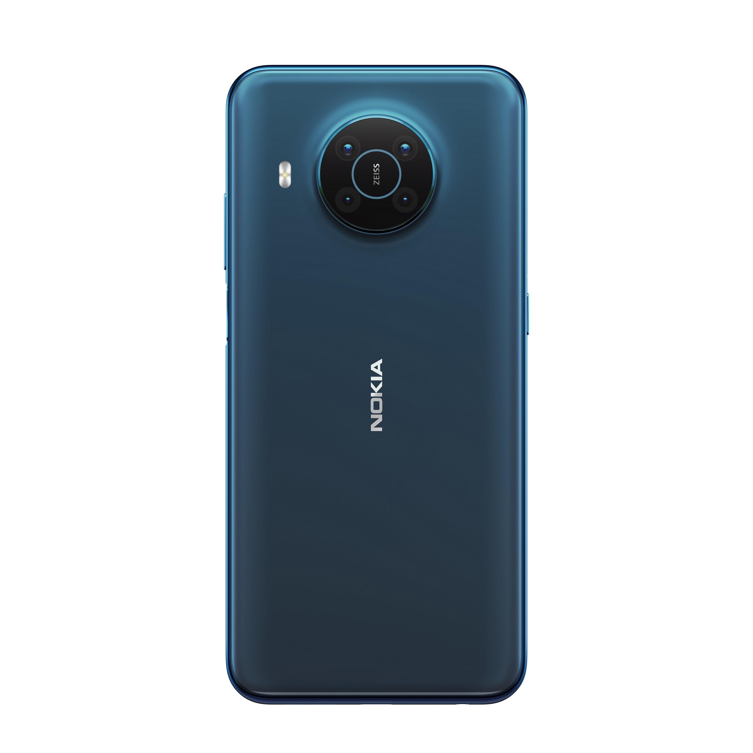 Nokia X20 (6/128GB) Dual SIM Nordic Blue (modrá) - 101QKSLVH041