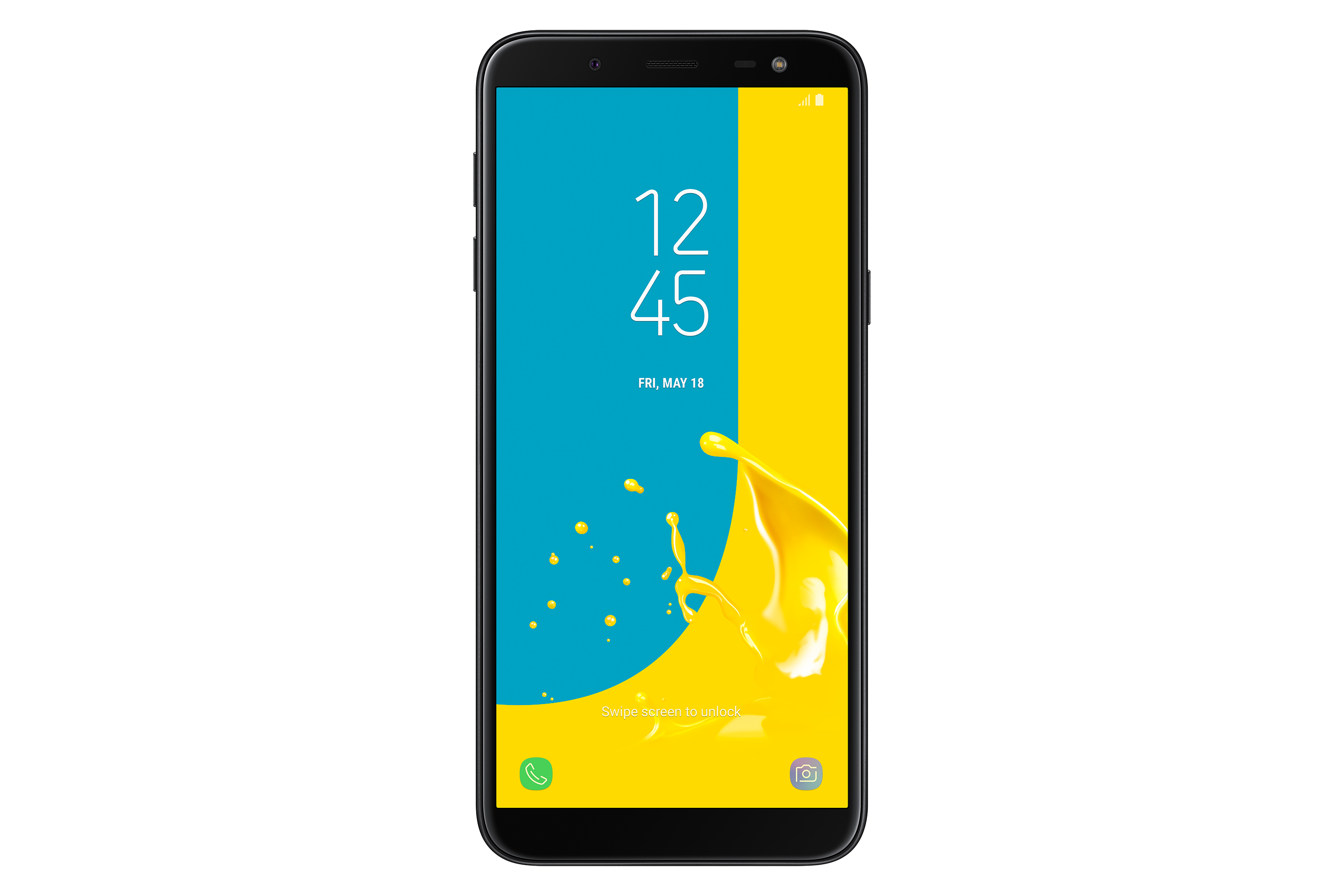 Samsung Galaxy J6 SM J600 Black
