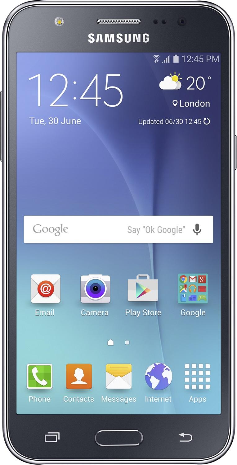 Samsung Galaxy J5, black