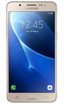 Samsung Galaxy J5 2016, Gold Dual SIM