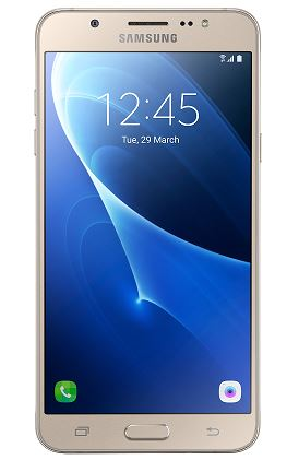 Samsung Galaxy J7 2016, Gold Single SIM