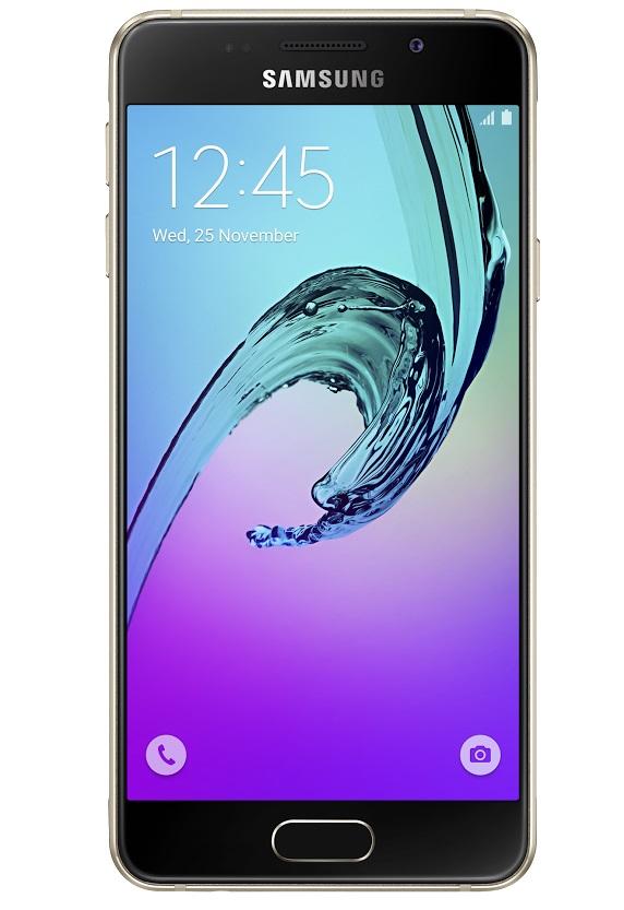 Samsung Galaxy A3 SM-A310F, Gold